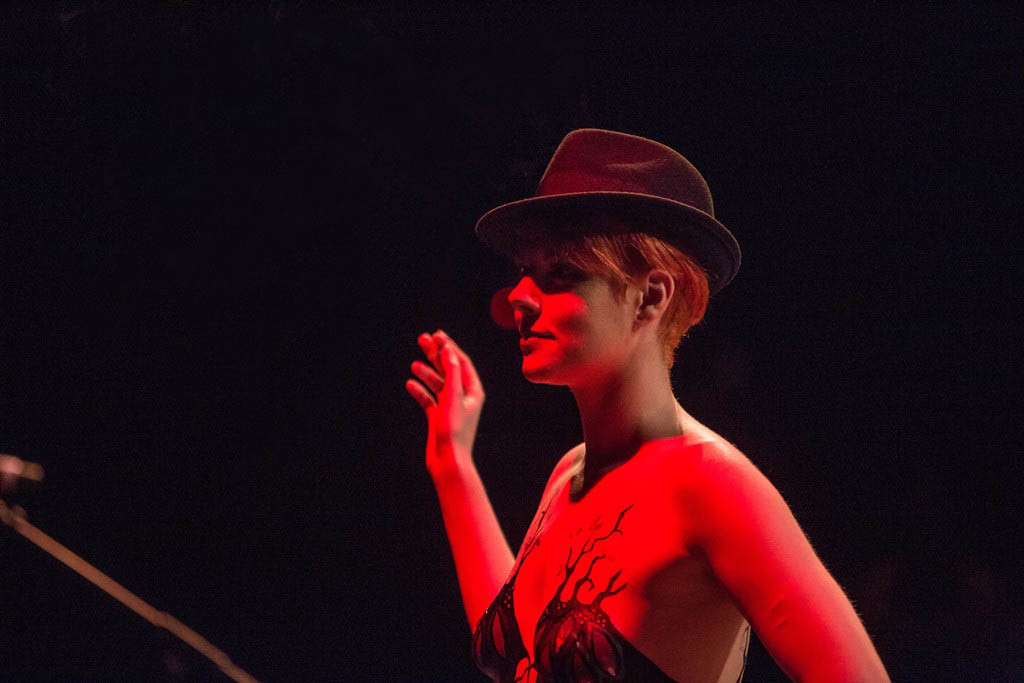 Alicia Jane Steele performs at Undercover Artist Festival 2015