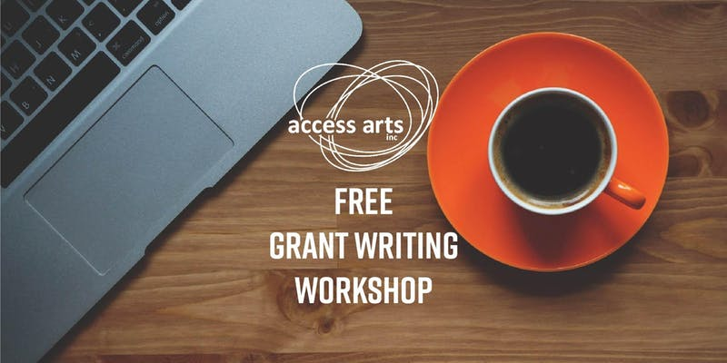 Grant Writing Workshop image