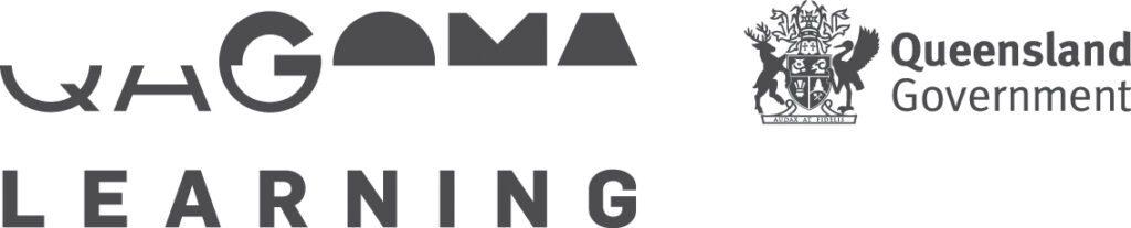 QAGOMA Learning Logo