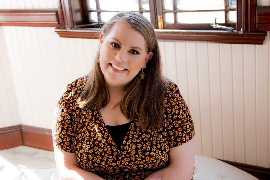 Achievement Award winner Alexandra Ellen